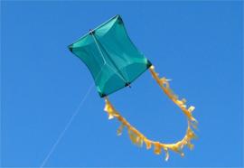 Genki Kite R2F - Green