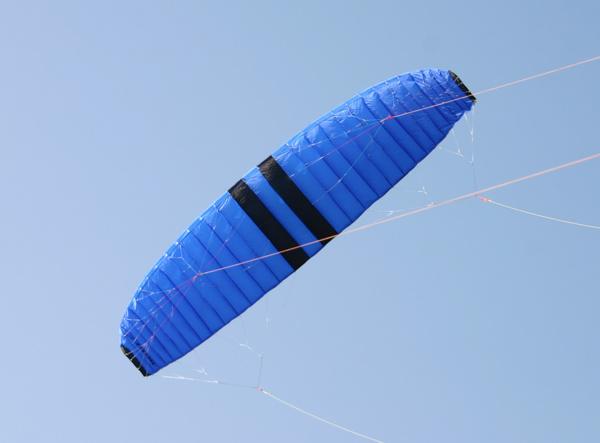 Cooper Motor 8.0 Kite only - White/blue