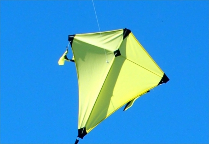 My Kite R2F - Yellow