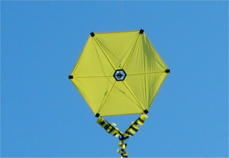 China Kite R2F - Yellow