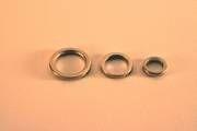 Aluminium ring 13 mm / per stuk
