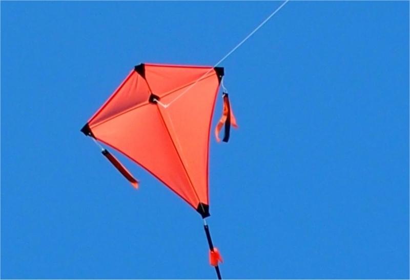 My Kite R2F - Orange