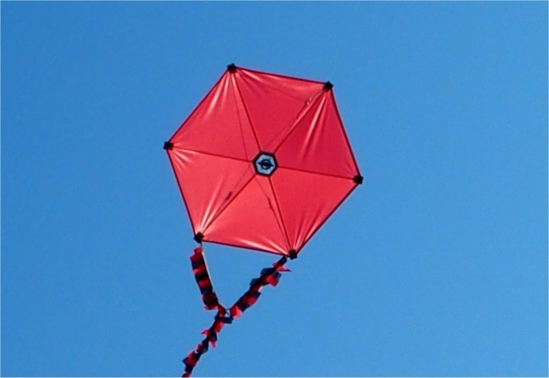 China Kite R2F - Red