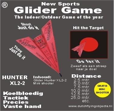Hunter XL2-2 Rood