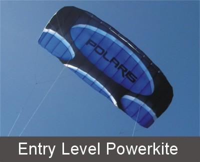 Entry Level Powerkite