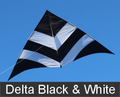 Delta Black and White