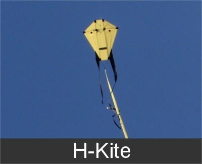 kindervlieger H-kite