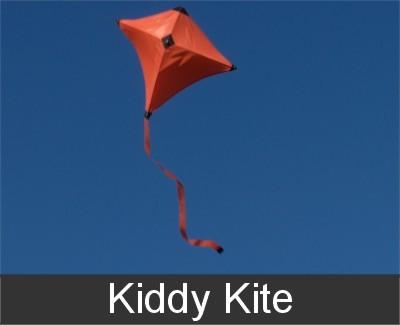 Kiddy eenlijns vlieger DFO