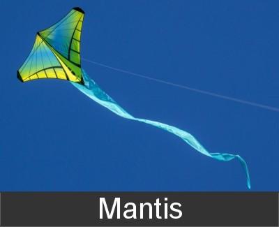 Mantis eenlijns vlieger