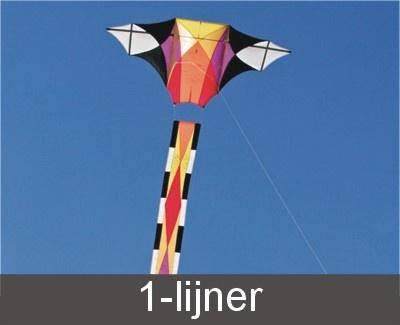 1-lijns vliegers