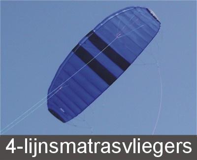 4-lijns matrasvliegers