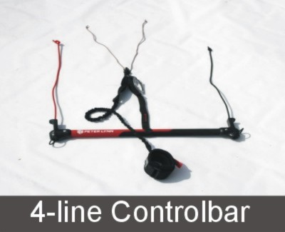 4-lijnscontrolbar