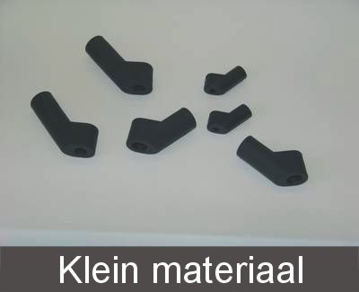 klein materiaal