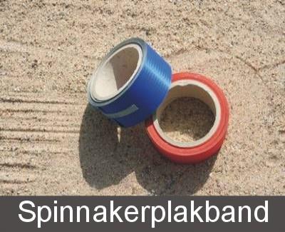 spinnaker plakband