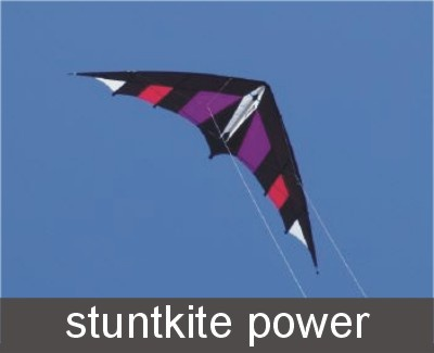 Stintkite Power