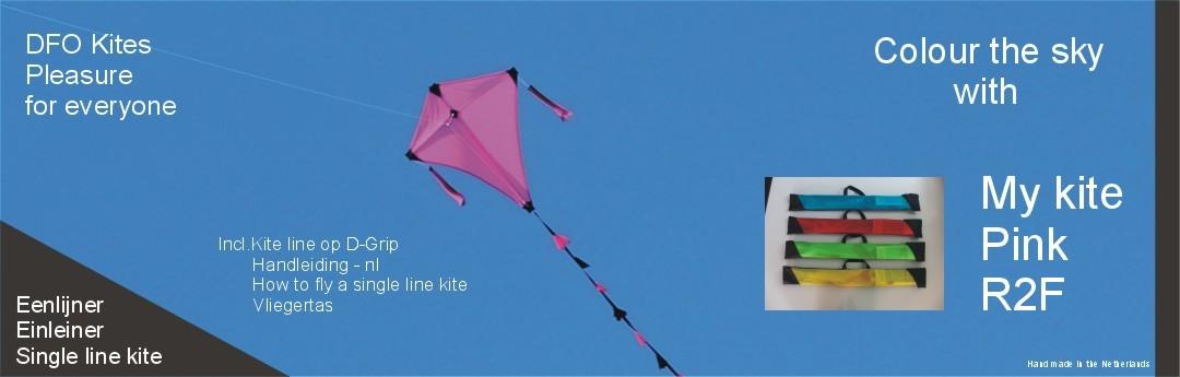 My Kite Pink