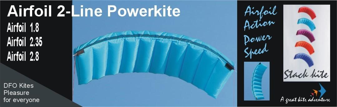 Airfoil blue