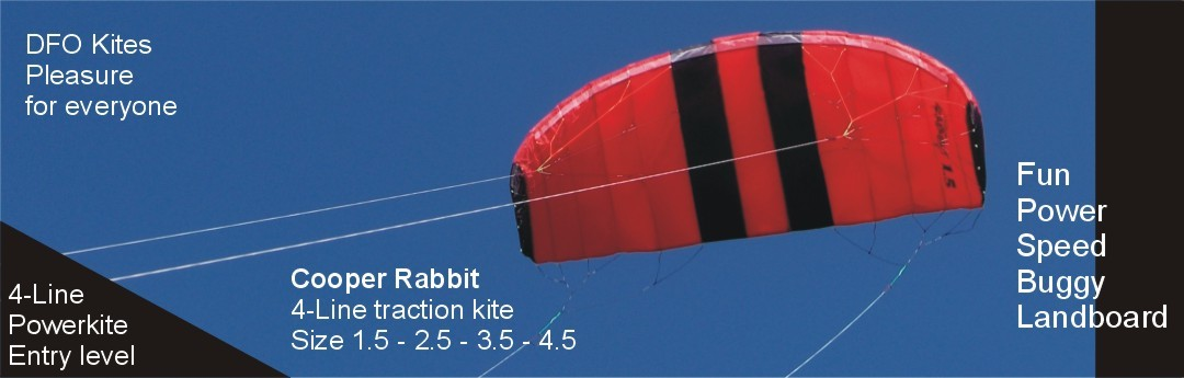 Cooper Rabbit red