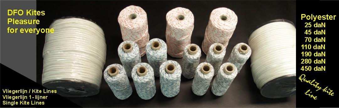 Polyester lijnen