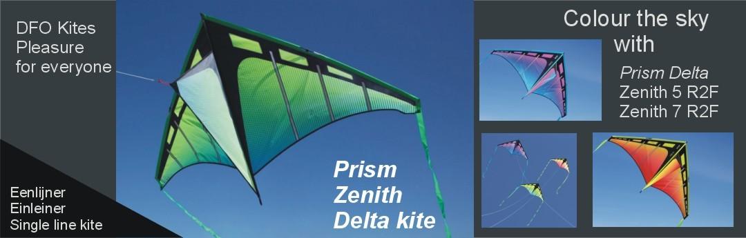 Zenith Delta Kite