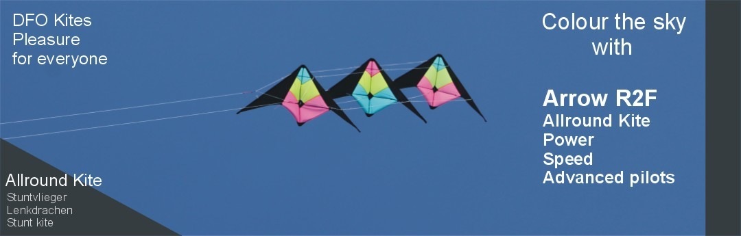 Allround kite Arrow