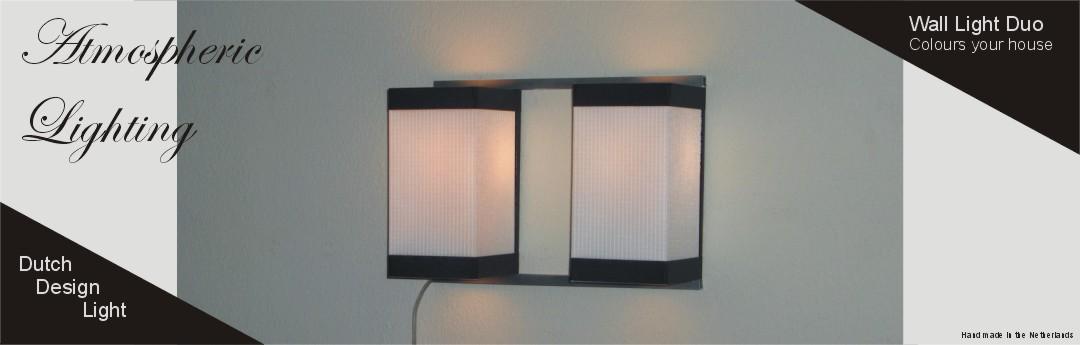 Wall Light Duo White