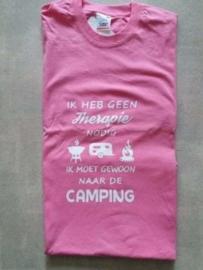 T/shirt Rose  maat  XL