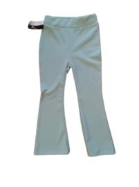 Mint groen flair broek  Kwaliteit is top zachte stof en veel stretch heeft de broek mooie pasvorm