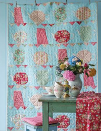 Quilts From Tilda's Studio - Tone Finnager