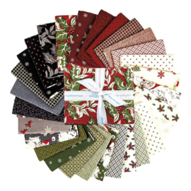 Charm Pack Christmas at Buttermilk Acres - Riley Blake Designs