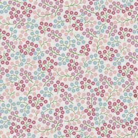 Quiltstof Flower & Vine MAS9888-E - Maywood Studio