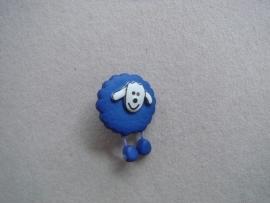 Schaapje (blauw)