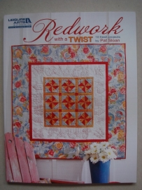 Pat Sloan - Redwork with A Twist