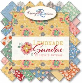 Charm Pack Lemonde Sunday - Penny Rose Fabrics