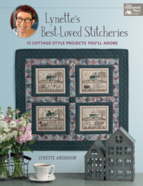 Lynette's Best-Loved Stitcheries - Lynette Anderson