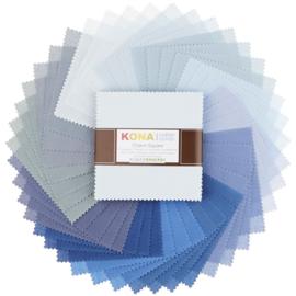 Charm Pack Kona cotton solids