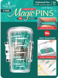 Magic Pins (patchwork pins)
