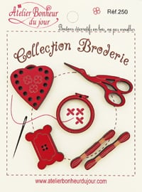 Collection Broderie
