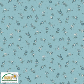Quiltstof Ruby-Rose 4501-054