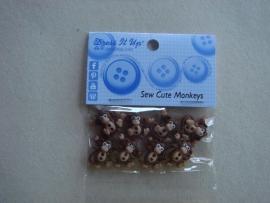 Sew Cute Monkeys
