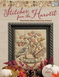 Stitches from the Harvest - Kathy Schmitz