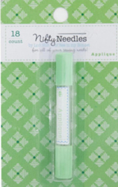 Nifty Needles applique - Lori Holt