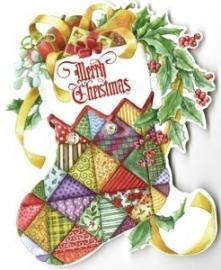 Kerstkaart Merry Christmas #2