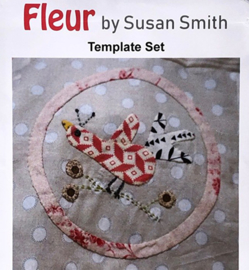 Fleur Template Set - Susan Smith