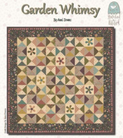 Quilt Stofpakket Garden Whimsy - Hatched & Patched