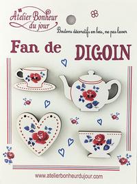 Fan de Digoin
