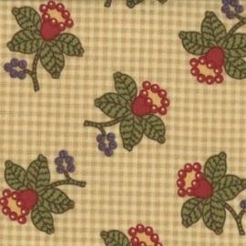 Audra`s Iris Garden by Brannock & Patek, 2106-11 Gingham Flower