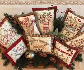 Scented Christmas Bowlies - Kathy Schmitz
