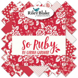 Jelly Roll So Ruby - Riley Blake