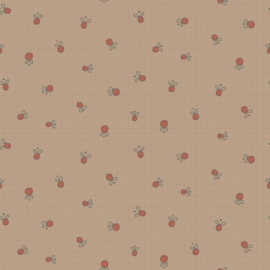 Quiltstof Garden Whimsy 8676-49 - Hatched & Patched